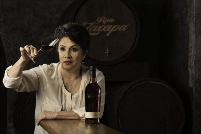Zacapa Master Blender Lorena Vásquez